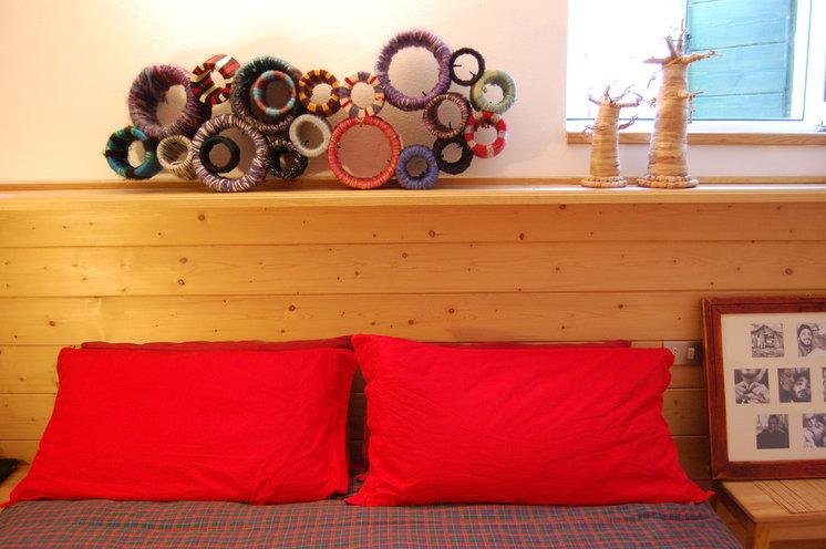 Rustic Bedroom by Berta Ghiotto