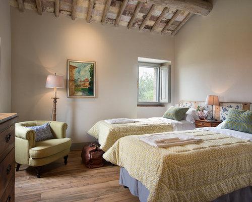 Camera da letto in campagna - Foto e Idee per Arredare