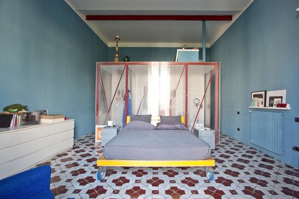 Eclettico Camera da Letto by Cristina Cusani