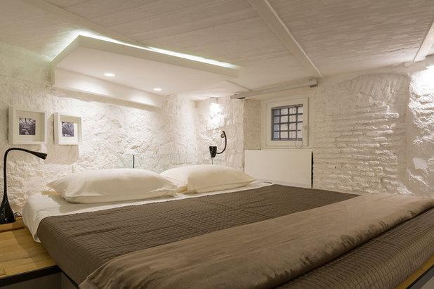 Contemporaneo Camera da Letto by Canofari Sistemi di Illuminazione