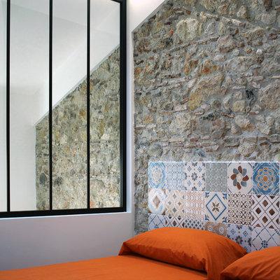 Mediterraneo Camera da Letto by Studio PROmenade ARCHitecturale