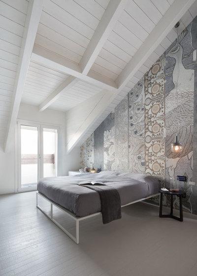 Scandinave Chambre by Studio Tenca & Associati