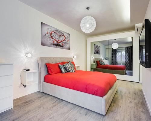 Camera da letto foto e idee per arredare - Stanza da pranzo moderna ...