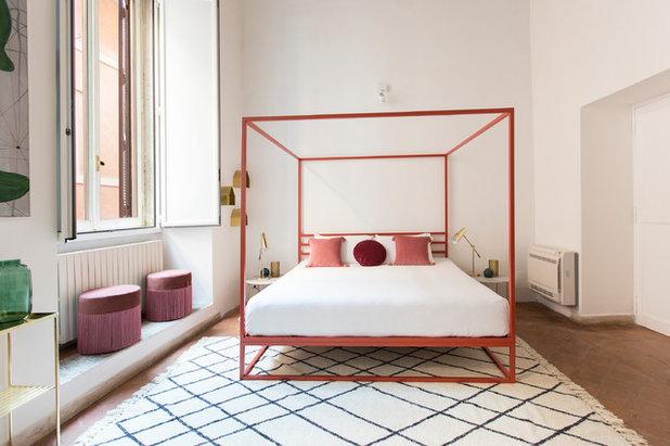 コンテンポラリー 寝室 by Giulia Venanzi