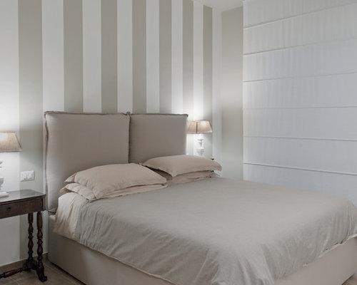 Foto e idee per camere da letto camera da letto shabby for Camere da letto minimal chic