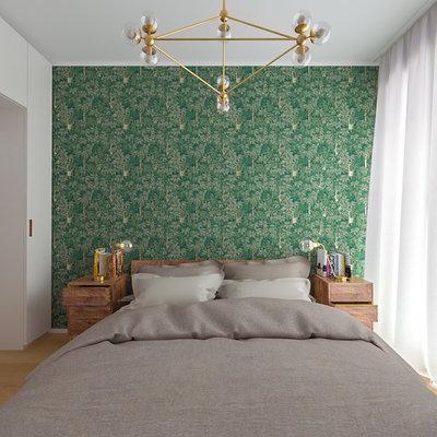 Eklektisch Schlafzimmer by Liadesign