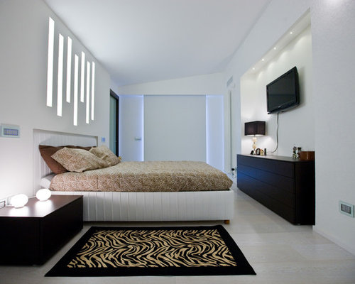 TV in camera da letto - Foto e idee | Houzz
