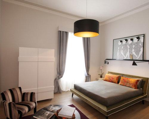 Piccola camera da letto - Foto e Idee per Arredare