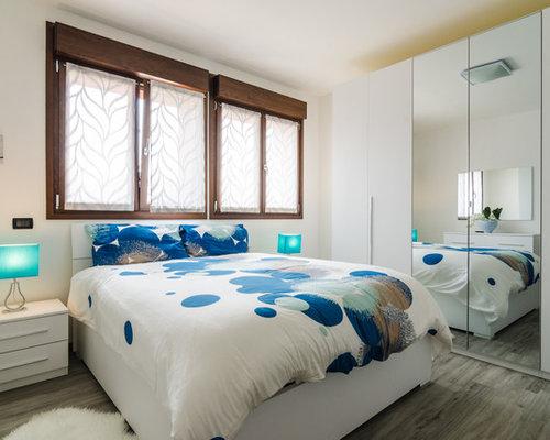Camere da letto moderna foto e idee - Camere da letto bianche moderne ...