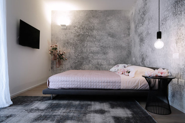 Contemporaneo Camera da Letto by Valentina Bozzato Home Staging & Foto d'Interni