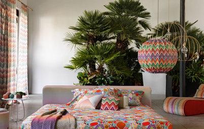 Fashion House Missoni Dresses Homes to Impress