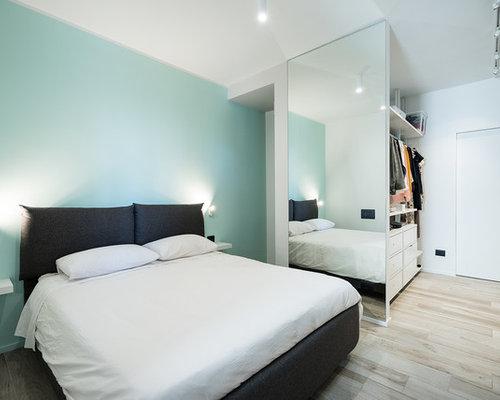 Camera Da Letto Blu : Parete camera da letto blu. excellent parete camera da letto blu