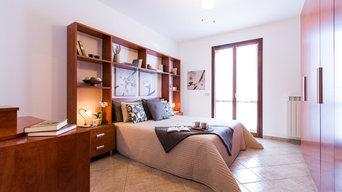 Home staging, appartamento in vendita.