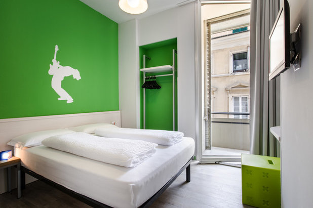 Nicchie a parete dove come e anche perch - Costo isolamento acustico camera da letto ...
