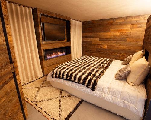 Camera da letto in montagna Milano - Foto e Idee per Arredare
