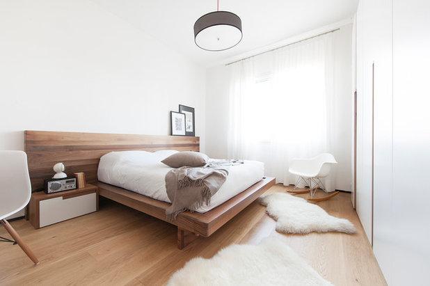 Camera Da Letto Stile Minimalista : Arredare in stile minimal: la camera da letto