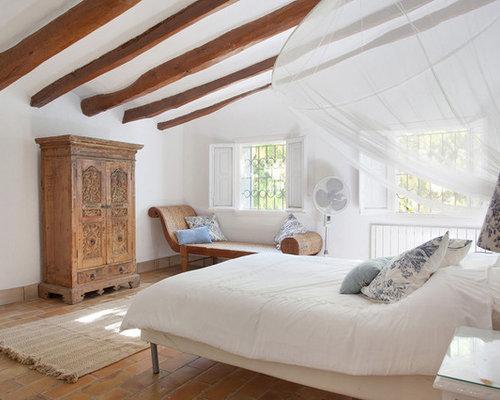Idee e foto di camere da letto in campagna italia for Camera padronale di campagna francese