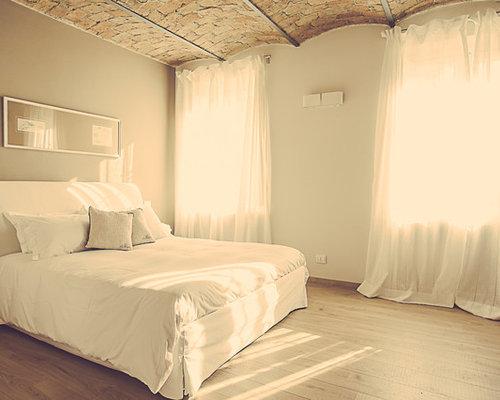 camera da letto shabby-chic style torino - foto e idee per arredare - Camera Da Letto Stile Shabby Chic