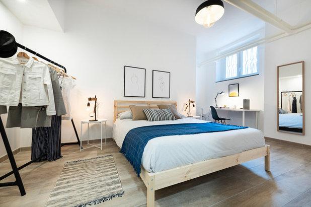 北欧 寝室 by Karisma Home Staging