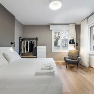 Foto di una camera da letto design