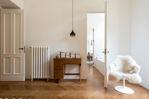 Modern Schlafzimmer by arnouva elanández