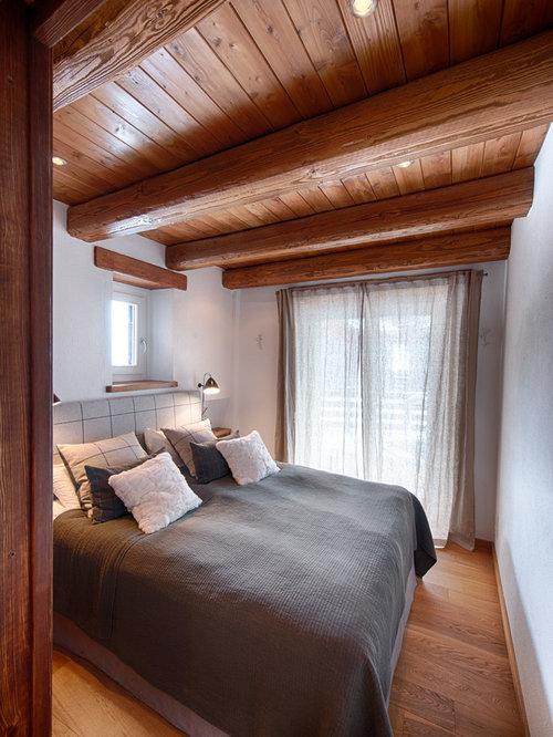 Camera da letto in montagna foto e idee per arredare - Camere da letto di montagna ...