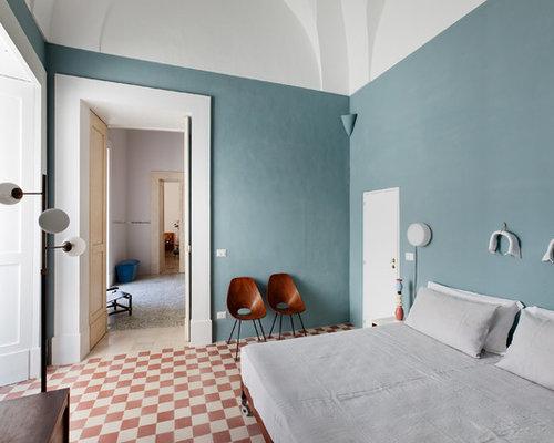 Camera da letto foto e idee per arredare for Pareti bicolore