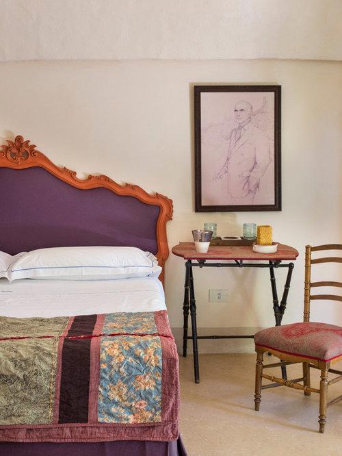 Mediterrane schlafzimmer mit rosa wandfarbe ideen - Rosa wandfarbe schlafzimmer ...