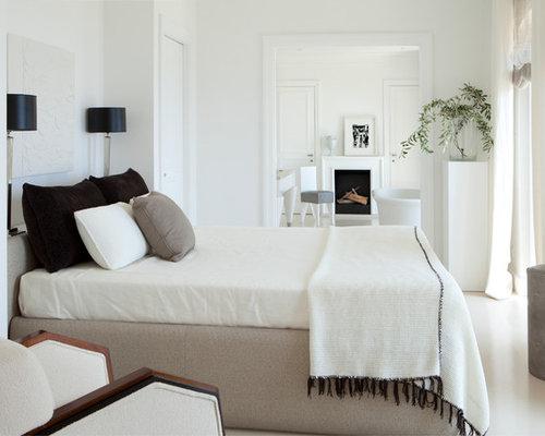Tenda per la camera da letto foto e idee houzz - Tenda per letto ...