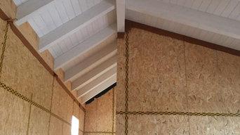 Prima casa Passiva in legno a Ravenna