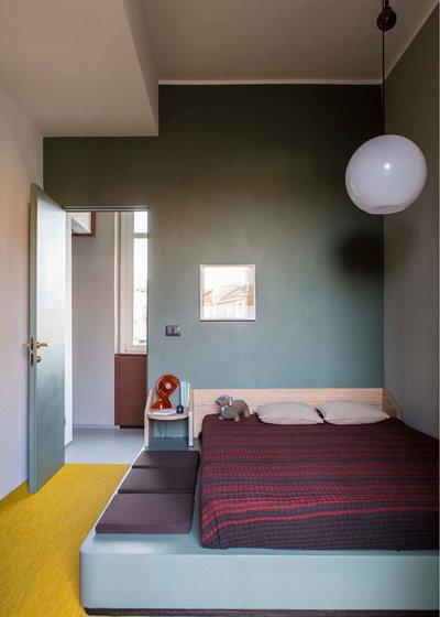 Arredare una camera da letto lunga e stretta e farla for Camera letto stretta e lunga