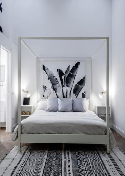 Современный Спальня by Livin'