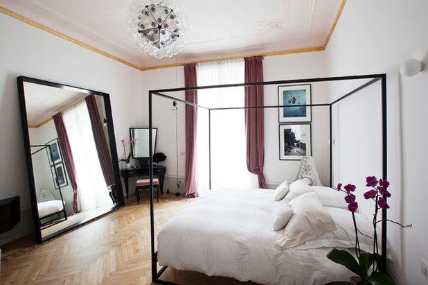Contemporaneo Camera da Letto Residenza DR30 – Milano