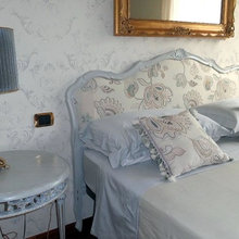 RESTYLING IN STILE FRANCESE CAMERA MATRIMONIALE - Classico ...