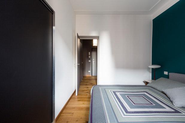 Contemporaneo Camera da Letto by Gruppo Tre Architetti