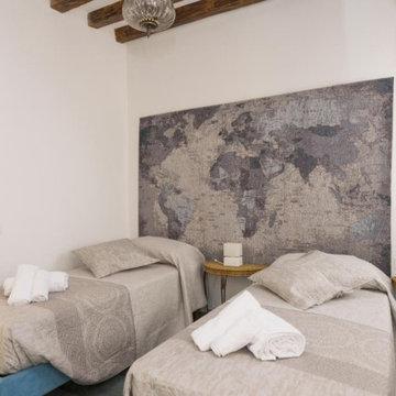Ristrutturazione di un appartamento pre-ottocentesco