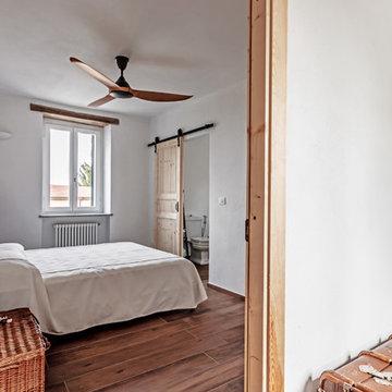Ristrutturazione di un casale nelle colline del Monferrato