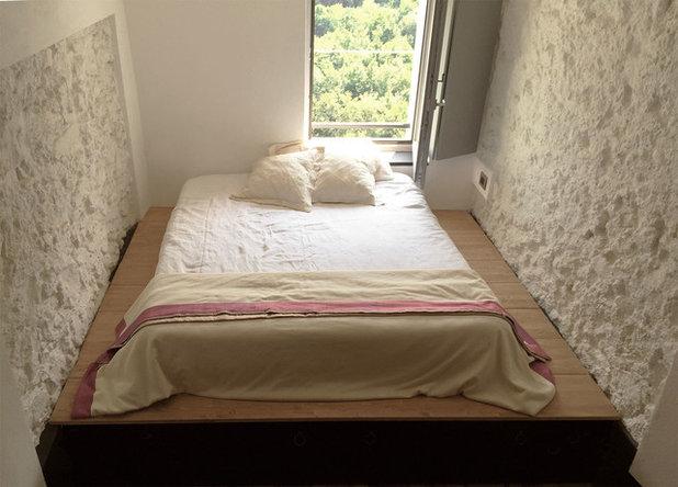 9 trucchi per rendere accoglienti camere da letto di - Soluzioni per camere da letto piccole ...