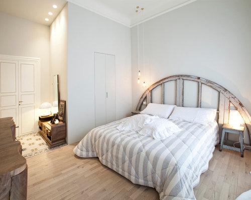 Foto e idee per arredare casa shabby chic style testate - Testate letto shabby chic ...