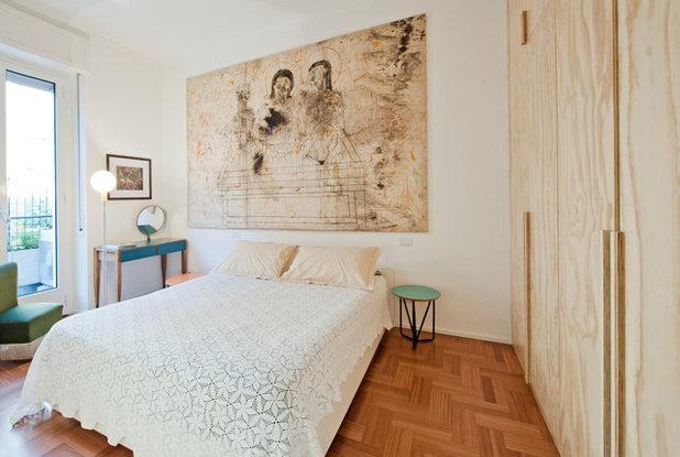 Eklektisch Schlafzimmer by co.arch studio