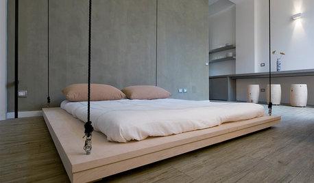 8 lits astucieux pour les petits espaces