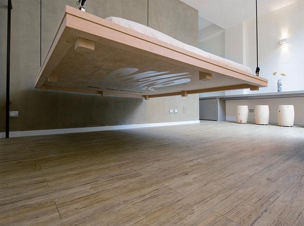 Industriel Chambre by Renato Arrigo