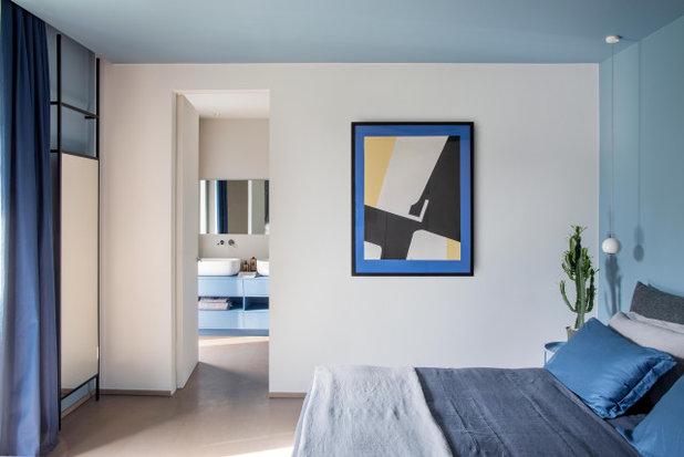 Современный Спальня by Flussocreativo Design Studio
