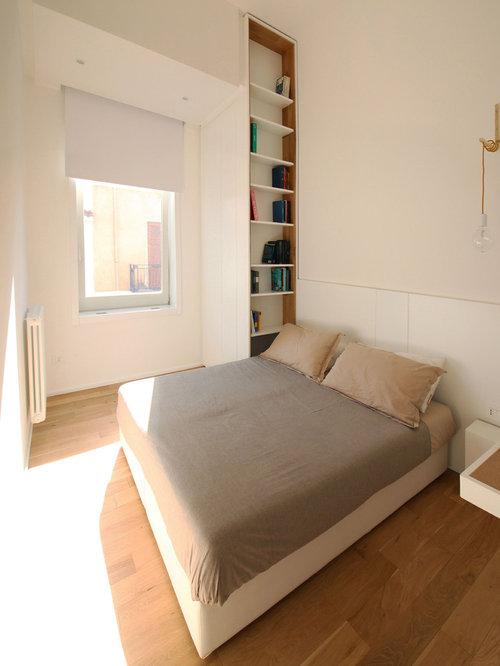 camere moderne singole verdi. Black Bedroom Furniture Sets. Home Design Ideas