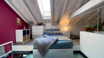 Una casa su misura | 60 MQ + 22 MQ di terrazzo