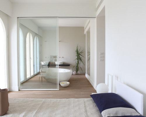 Foto e idee per arredare casa al mare - Camera letto mare ...