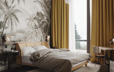 7 Colori Caldi che Rendono Più Accogliente la Tua Camera da Letto