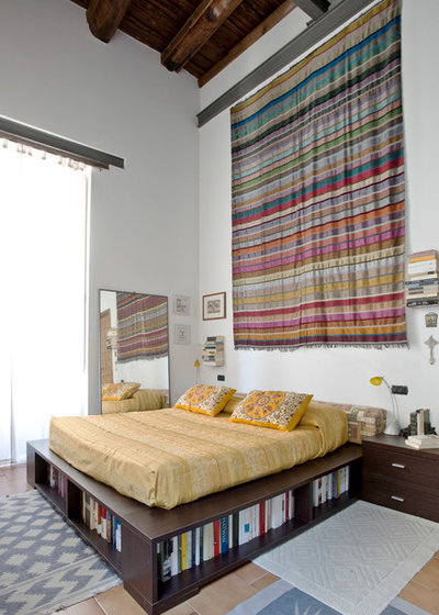 Eclectic Bedroom by Cristina Cusani