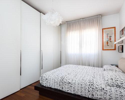 Stanze Da Letto Moderne Bianche : Camera da letto moderna foto e idee per arredare