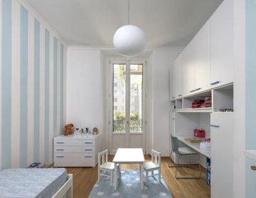 Appartamento Crivelli Progettisti Carmela Agostino